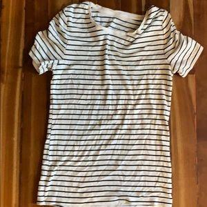 Soft striped T-shirt